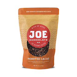 Joe Chocolate: Roasted Cacao