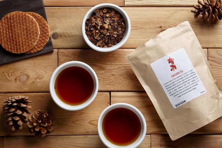 Cascara Coffee Tea by Bean Box