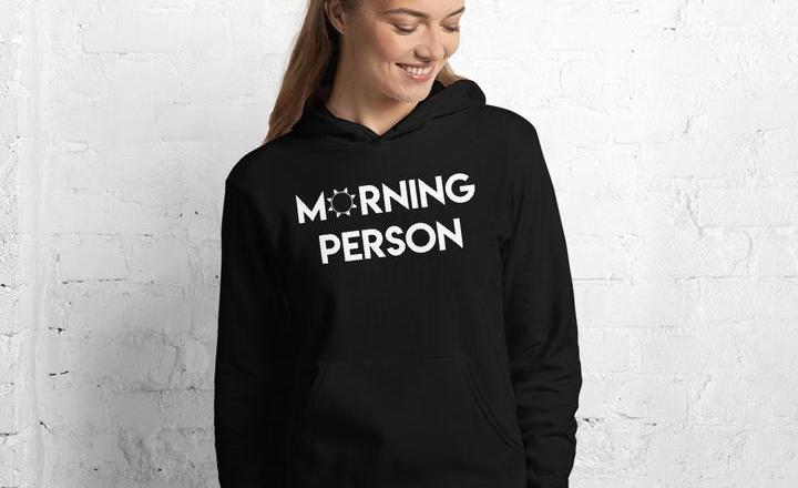 Morning Person Apparel