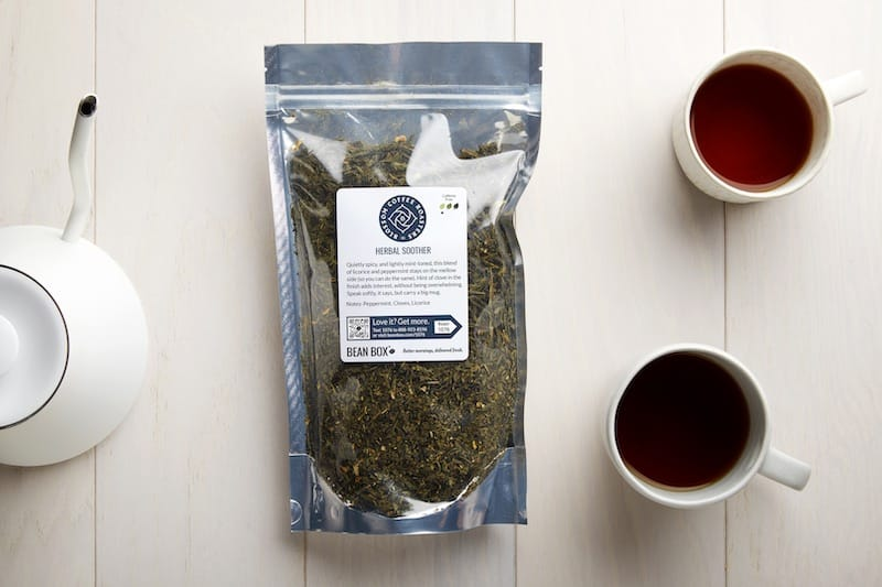 Herbal Soother by Blossom Coffee Roasters